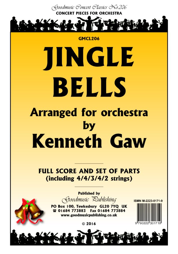 Jingle Bells Oboe 1+2 image