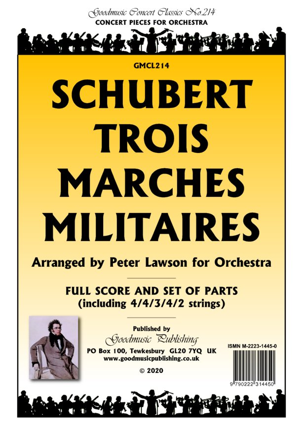 Trois Marches Militaires  Pack image