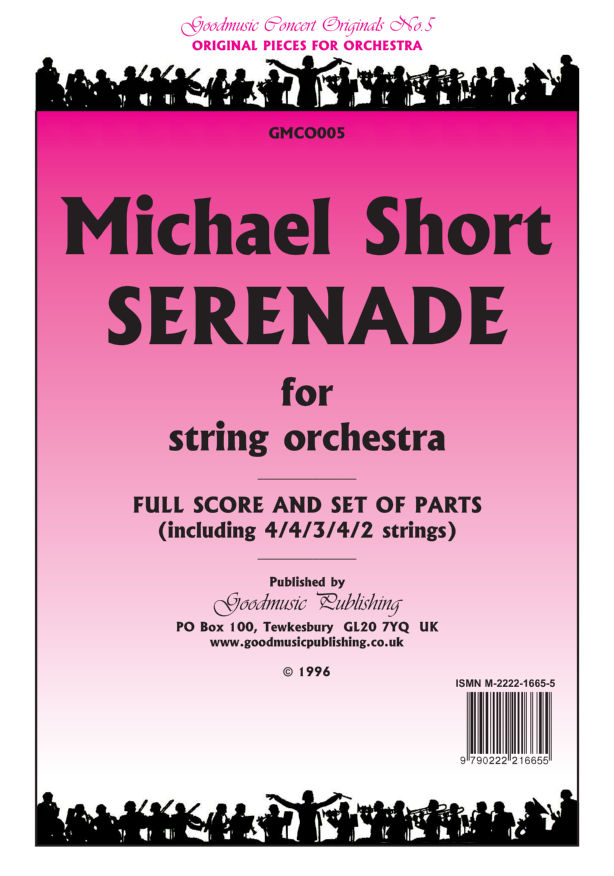 Serenade for Strings  Pack image
