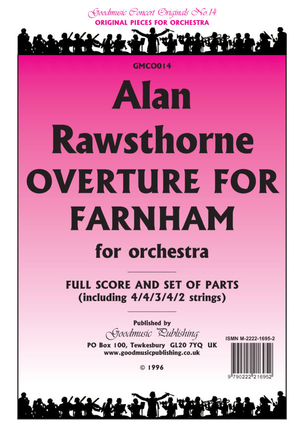 Overture for Farnham  Pack image