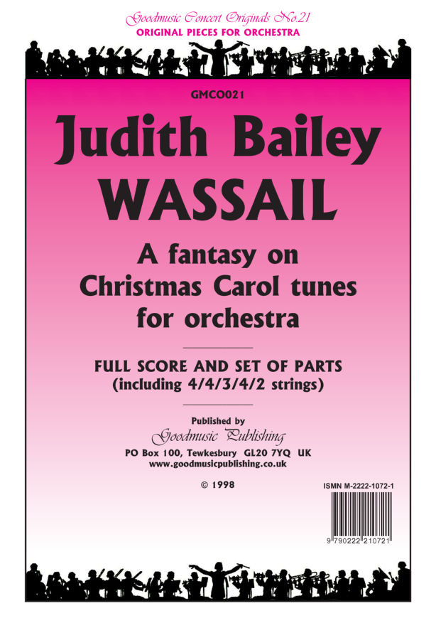 Wassail (Fantasy On Carols)  Pack image