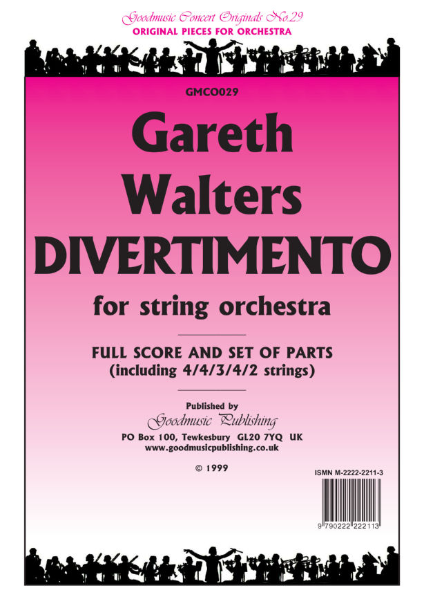 Divertimento for Strings  Pack image
