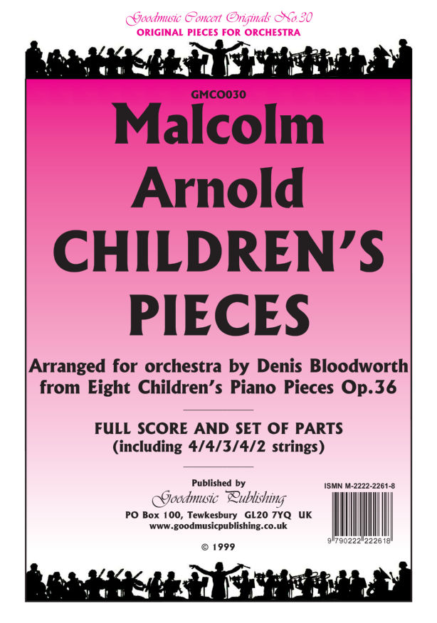 Children's Pieces  Pack image