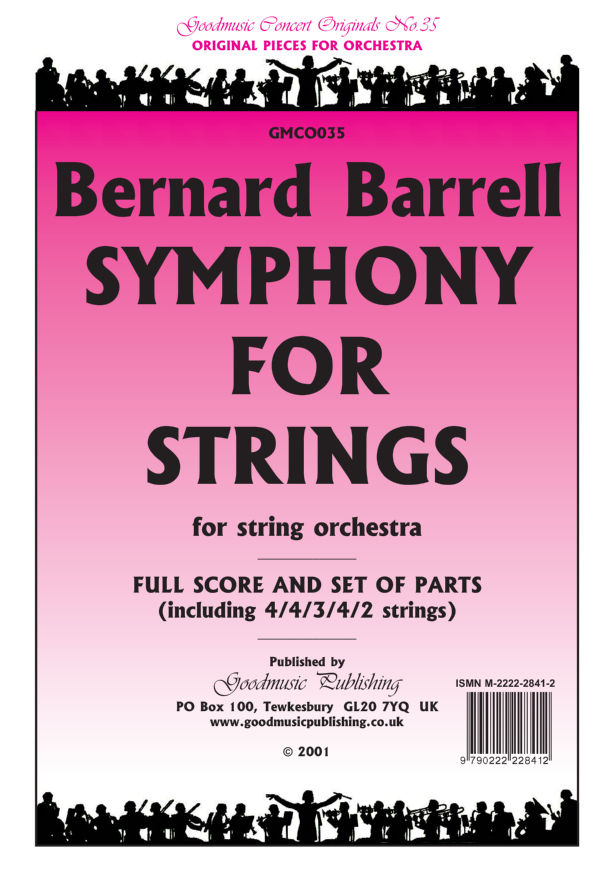 Symphony for Strings  Pack image