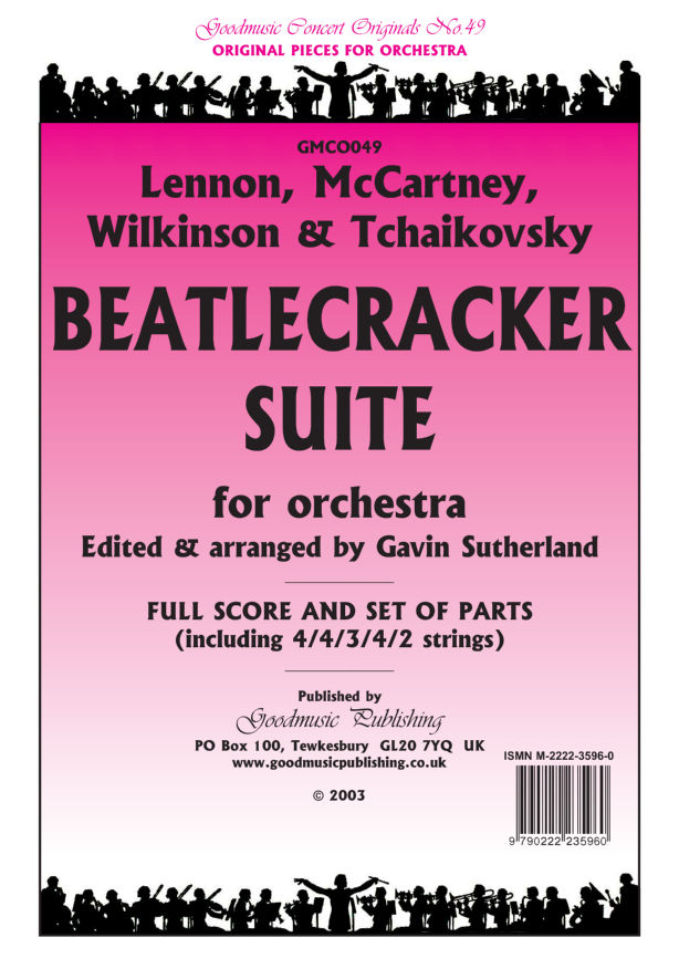 Beatlecracker Suite  Pack image