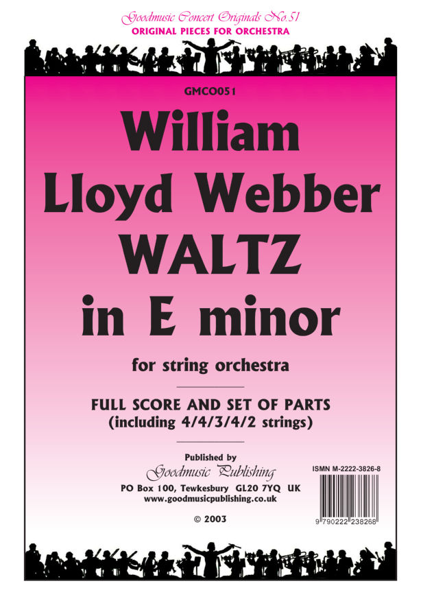 Waltz in E Minor  Pack image