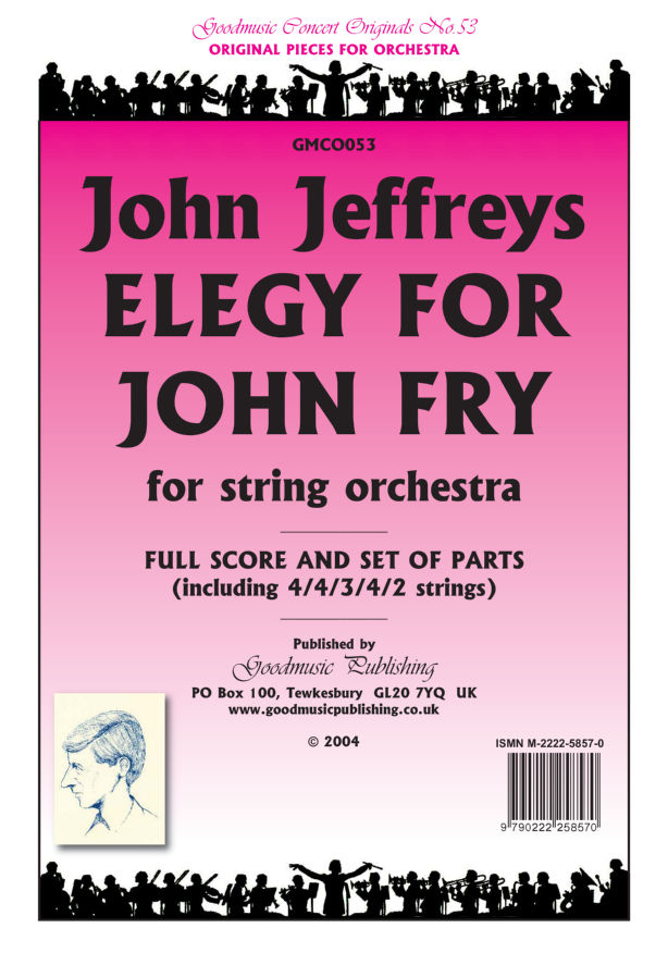 Elegy for John Fry  Pack image