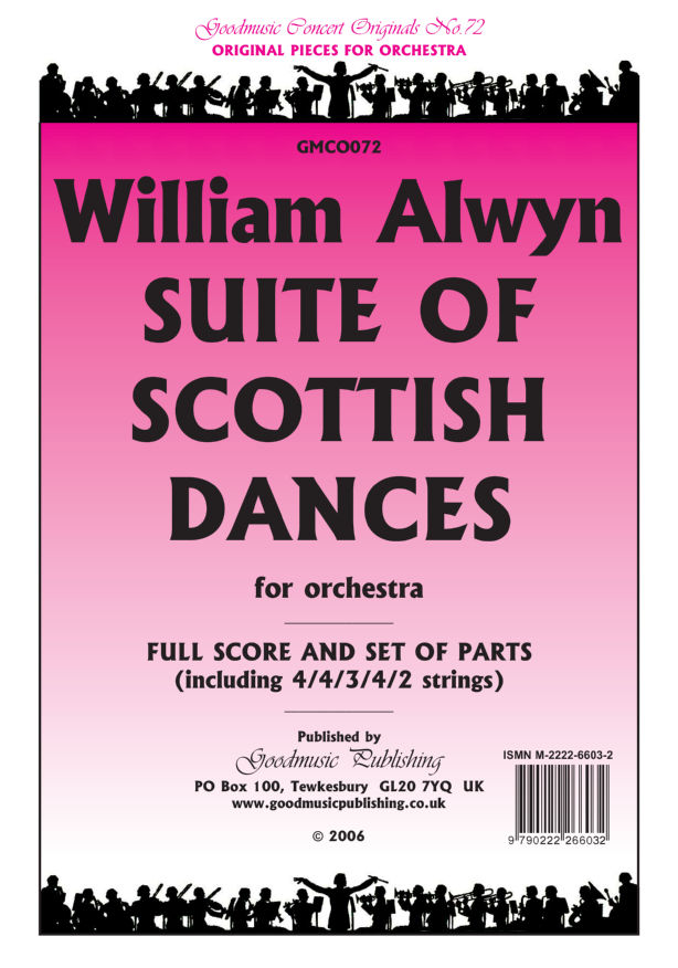 Suite of Scottish Dances  Pack image