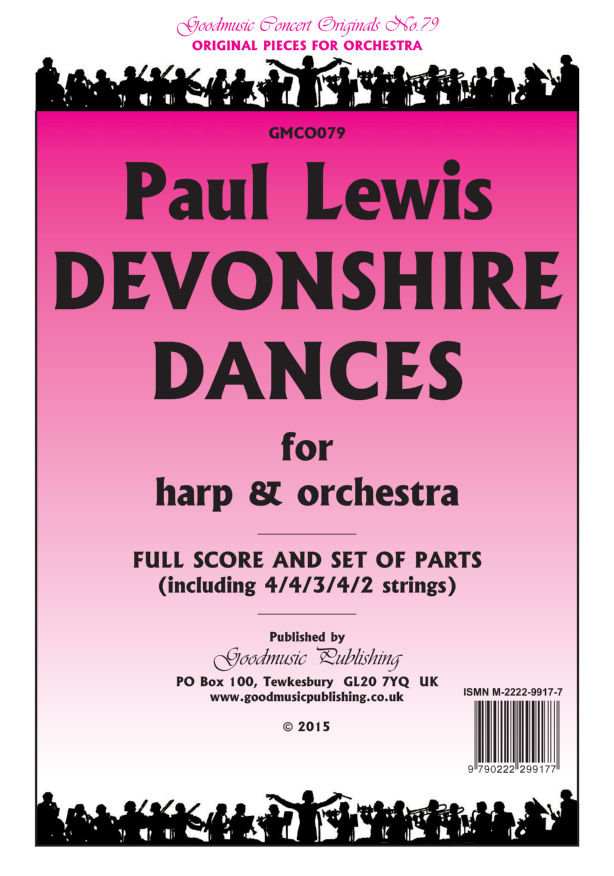 Devonshire Dances  Pack image