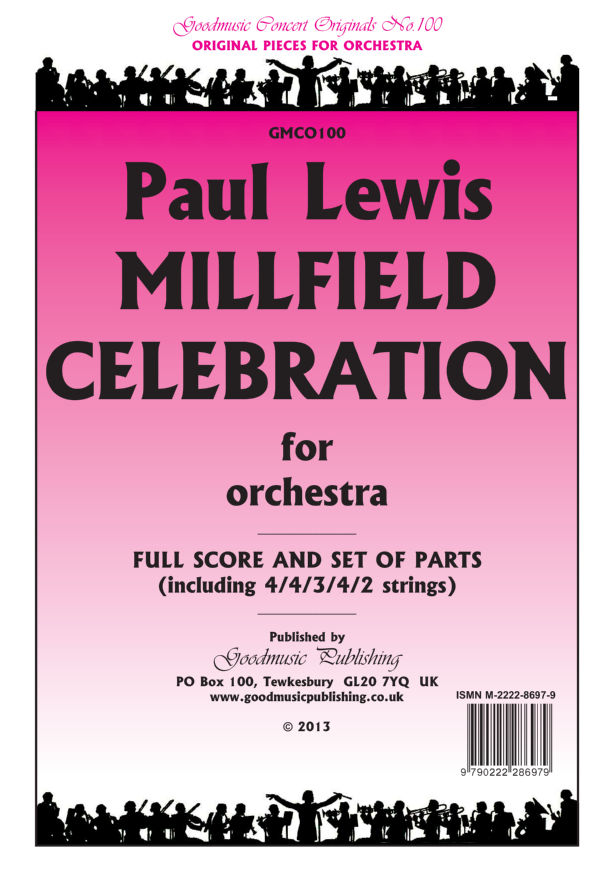 Millfield Celebration  Pack image