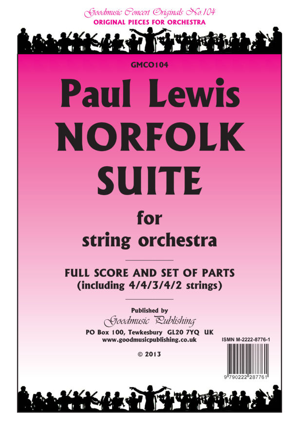 Norfolk Suite  Pack image