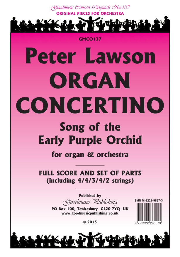 Organ Concertino  Pack image
