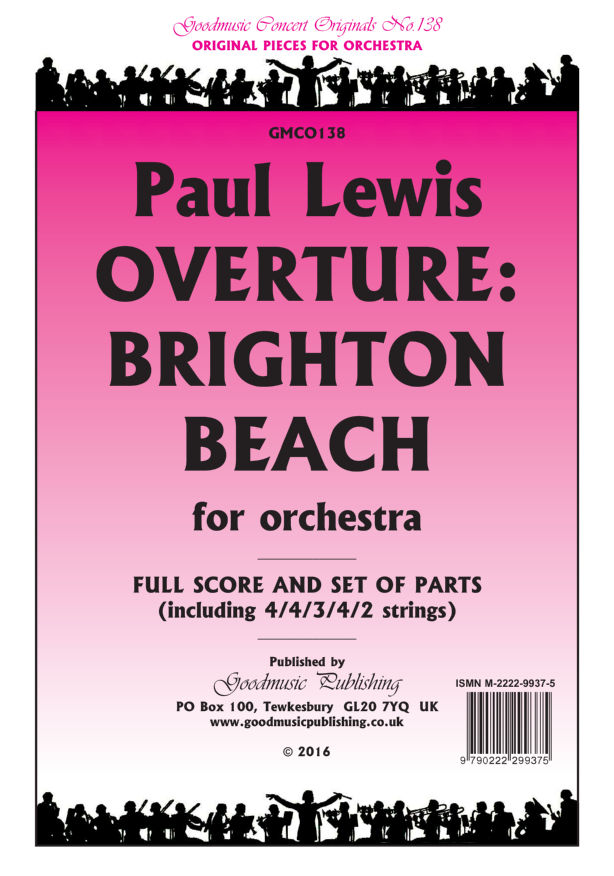 Overture: Brighton Beach  Pack image