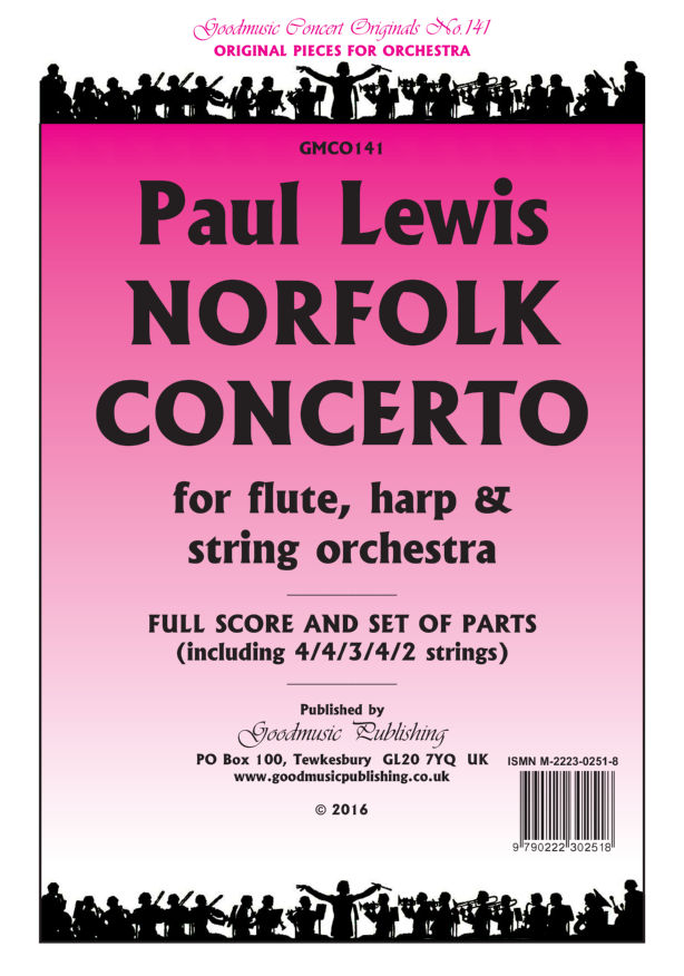 Norfolk Concerto  Pack image