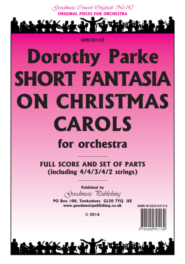 Short Fantasia on Xmas Carols  Pack image