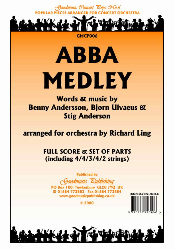 Abba Medley (arr.Ling)  Pack image
