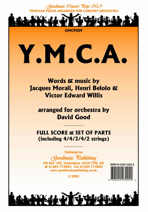 YMCA (arr.Good)  Pack image