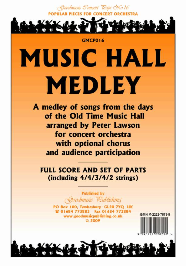 Music Hall Medley  Pack image